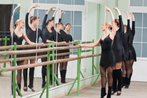 Adult Beginner Ballet
