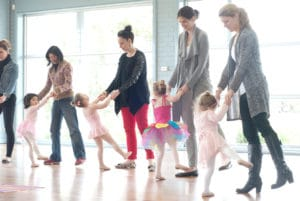 mommyt and me ballet